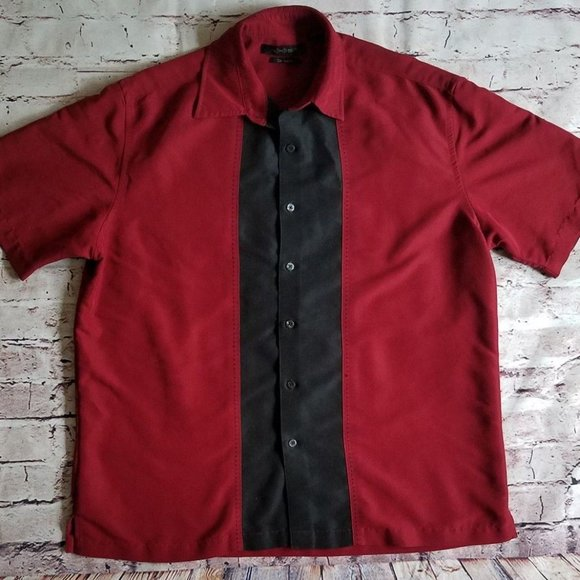 Axist Other - Men's Axist Casual Shirt  Black Size Large l